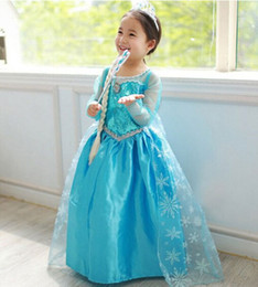 cartoon tutus Canada - New Fashion kids Halloween cartoon princess dress Baby girls Ball Gown party tutu dresses Girls clothing