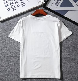 Coco Shirts Canada - 18ss Luxury Europe Italy Vintage Coco Capatain Tshirt Fashion Men Women T Shirt Casual Cotton Tee Top 01