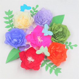 Fine paper flowers in bulk component ball gown wedding dresses giant paper flowers wholesale nz buy new giant paper flowers mightylinksfo