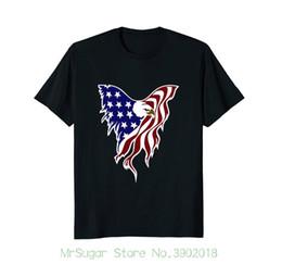 152416add5e American Flag Eagle Gift Shirt Ladies Men Women Kids 100% Cotton T Shirts Brand  Clothing Tops Tees
