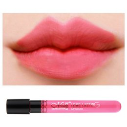 Girls Sweet Lips Australia - Top Waterproof Elegant Daily Color Lipstick matte smooth lip stick lipgloss Long Lasting Sweet girl Lip beauty Makeup