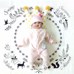 Take picTures online shopping - newborn baby photography background Baby full moon hundred days Taking pictures backdrops Baby Photo Photography Creative Blanket