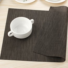 Kitchen Place Mats Australia - Mats PVC Non Slip Waterproof Kitchen Pot Place Mat Pad Heat Resistant Coaster Utensilios De Cozinha Accessories Kitchen 60M3020