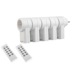 $enCountryForm.capitalKeyWord UK - Universal EU Socket Power Outlet 433.93 Wireless Remote Control Smart Socket Plug 10A Power Plug For Smart Home House