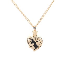 $enCountryForm.capitalKeyWord UK - Japan and South Korea love mother baby can open pet ashes Box Pendant Necklace manufacturers best price wholesale accessories