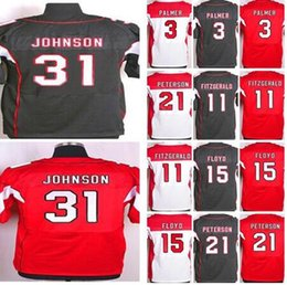 e45672345 Arizona Men s Cardinals Jersey  11 Larry Fitzgerald 31 David Johnson 32  Tyrann Mathieu 3 Carson Palmer Stitched Jerseys elite jersey