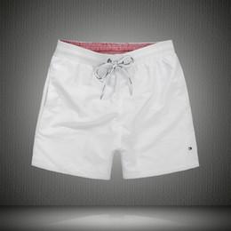 Ingrosso New Board Shorts Mens Summer Beach Shorts Pantaloni Costumi da bagno di alta qualità Bermuda Uomo da uomo Surf Life Men Swim.
