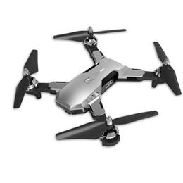 Großhandel Esddi CS-7 GPS Faltbarer Quadcopter mit 4CH 6-Achsen-Gyro 1080P-Kamera UAV-Geschwindigkeit einstellbar Headless-Modus-Schwerkraftmessdrohnen