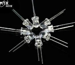 $enCountryForm.capitalKeyWord NZ - 1000PCS 5mm white hair white luminous tube super bright LED light emitting diode round