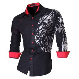 Male green jeans online shopping - 2018 Spring Autumn Features Shirts Men Casual Jeans Shirt New Arrival Long Sleeve Casual Slim Fit Male Shirts Z030