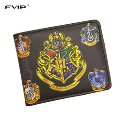 superman chains Australia - FVIP Wallet Harry Potter  Sherlock Holmes  Breaking Bad  Superman  Walking Dead With Small Zipper Coin Pocket Men's Wallet