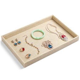 Linen Jewelry Display Trays DHgate UK