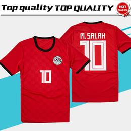 Egypt shirts online shopping - 2018 world cup Egypt home Soccer Jersey Egypt  M SALAH soccer 5e714109c