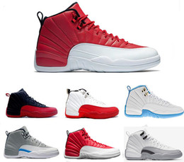 $enCountryForm.capitalKeyWord Australia - Winterize 12 Gym Red 12s College Navy men basketball shoes Michigan WINGS bulls Flu Game the master black white taxi Sports trainer sneaker