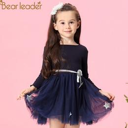 83432d1d68080 Pentagram dress online shopping - Bear Leader Baby Girls Bubble Tutu Dresses  Pentagram Sash Bow Design
