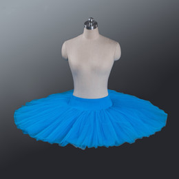 $enCountryForm.capitalKeyWord Australia - Blue Ballet Tutu Rehearsal Tutu Skirt Kids Black Ballet Half Tutu Professional Rehearsal Ballet Platter Practicing Pancake Tutus