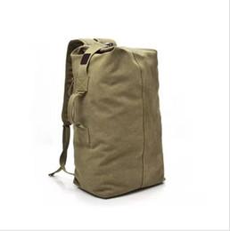 Hohe Kapazität Reisetasche Neue Ankunft zylinderpaket Multifunktions Ruskack Männlichen Mode Rucksack 3 Farben Tropfenverschiffen