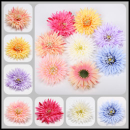 Wedding floral centerpieces nz buy new wedding floral centerpieces 7 colors fake flowers silk floral head wedding decoration home decor real touch artificial plants centerpieces flower wall junglespirit Images