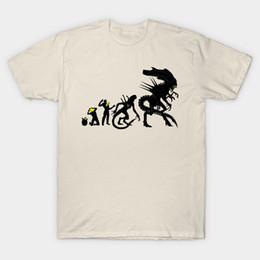 Vs Pink Shorts Canada - AVP ALIEN VS predator Alien Evolution T-Shirt