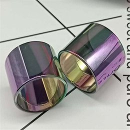 Discount rainbow vape tank - Rainbow Color Replacement Pyrex Glass Tube For E cig Smok TFV8 Big Baby Vape Pen 22 Tank Atomizers E Cigarettes