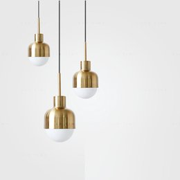 Lovely Modern Simple Golden Silver Copper White Ceiling Lamp E27 Holder Passageway Indoor Light Fixture For Living Room Ceiling Lights cb-50 Lights & Lighting