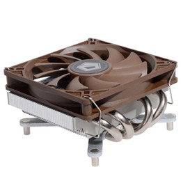 Discount cpu fan coolers - ID-COOLING IS-40pro Heat Pipe CPU Cooler IS-40 Silent Edition Ultra-thin