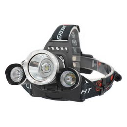 highest powered flashlight lumens Australia - 5000 Lumens Max Headlamp,3 LED 4 Modes headlight, Hands-free water-resistant Flashlight, Power Bank, Rechargeable Led headlamp for camping