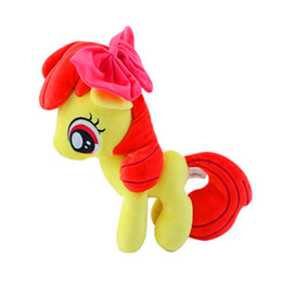 $enCountryForm.capitalKeyWord UK - My Pet Little Doll New Cotton Plush Toy Action Figures Apple Bloom Sweetie Belle Scootaloo