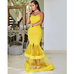 bright color gown NZ - 2019 Plus size Bright Color Prom Dresses Dark Skin Fat Lady Homecoming Maxi Gowns Floor Length South African Women Prom Dress Custom Made