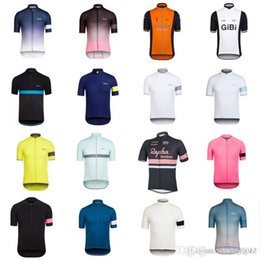 Bike New Jersey Free Shipping Australia - Hot New Rapha Cycling Jerseys Short Sleeves Summer Shirts Clothes Bike Wear Comfortable Breathable Quick dry free shipping F1422
