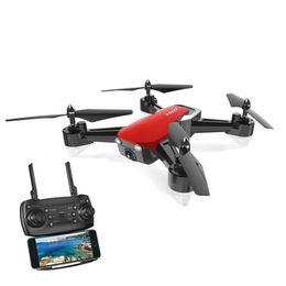 $enCountryForm.capitalKeyWord Australia - Drone RC Quadcopter 0.3MP 2MP HD Camera Altitude Hold Drone Foldable 2.4G WIFI FPV Video Helicopter Remote Control plane Toys FQ40