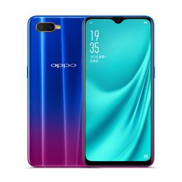"Original OPPO R15X 4G LTE Mobile Phone 6GB RAM 128GB ROM Snapdragon 660 Octa Core 25.0MP 6.4"" Full Screen Fingerprint ID Smart Cell Phone on Sale"