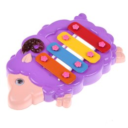 Music bells online shopping - Baby Music Toy note Resonator Bells Animal Design for Kids Educational Toy Baby Infant Playing Toy Musical Instrument