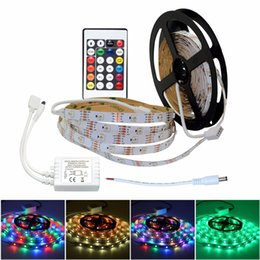 $enCountryForm.capitalKeyWord Canada - WS2813B RGB Dream Magic Color SMD 5050 16.4FT 5M No-waterProof LED Strip Light Kit + RF 24 Key Controller with Jump,Color-Chase,