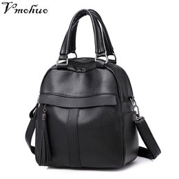 high quality backpack brands Australia - VMOHUO Fashion Woman Backpack Leather Brands Female Backpacks High Quality Schoolbag Backpack Elegant Mochilas Escolar Feminina