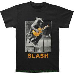 Black S Guitar NZ - Tee Shirt Unisex More Size And Colors Slash Men&#039 ; S Guitar Jump T-shirt Medium Black