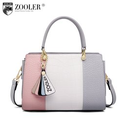 2018 new ZOOLER BRAND woman leather bag elegant high quality leather bags  handbags famous brand anniversary new product  y110 c92ef706f2138