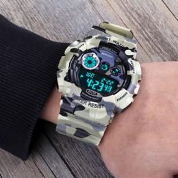 $enCountryForm.capitalKeyWord Australia - SANDA Men's Watch Men Led Digital Watch Men Outdoor Waterproof Clock Sports Military Wrist Watches 2018