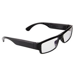 2c2378e7714a4 1080P HD Eyeglass Camera Fashion Frame Glasses Camcorder Surveillance DVR Mini  Camera Videos Recorder Sports Eyewear Cam Mini DVs