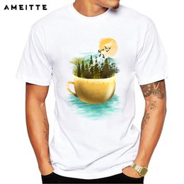 Ameitte New Summer Womens Tops Cycle Of Watermelon Life Printed T-shirt Funny Red Fruit Design Women T Shirt Cute Girl Tees Latest Technology T-shirts