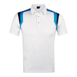 5ae9f70e67e9 2018 New Men Golf Polo Shirt Summer Breathable Quick Dry Golf Sport T Shirts  Short Sleeve top quality Man Golf Wear
