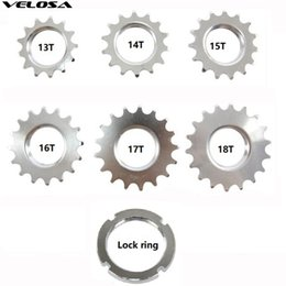 "$enCountryForm.capitalKeyWord Australia - 13T 14T 15T 16T 17T 18T Fixed gear cogs,track bike Single Speed Sprocket,Fixed Gear Bike Cogs with lock ring,for 1 8"" chain"
