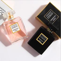 Maquillage chaud Femmes Parfums Parfums Santé Beauté Durable Parfum Déodorant Parfums Femmes Eau de Parfum Vaporisateur Boîte d'encens 50 ml