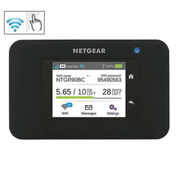 unlock mobile hotspot UK - Unlocked Netgear Aircard 790s (AC790S) 300Mbps Cat 6 4G Mobile Hotspot Wifi Router Portable WiFi Rout PK E5776s-32 AirCard 782S