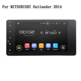 Free Mp3 Player For Android Phone Australia - Android 8.0 Octa Core Car DVD GPS Player Navigation Stereo for MITSUBISHI Outlander 2014 Radio Headunit Deckless Free Map