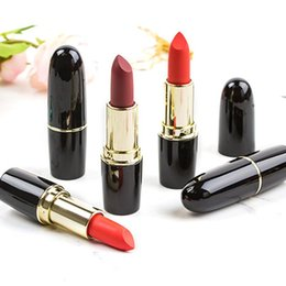 Free Shipping Lipstick Sexy NZ - MAYCREATE new brand 10 - color warhead image, beauty lipstick, moisturizing, sexy lipstick, pumpkin color cosmetics free shipping