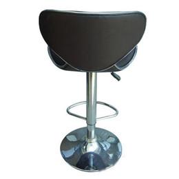 Contador de Borboleta Cadeira de Couro Recepção Bar Lazer Banco Cadeiras Ajustável Moderna Pub Sintético Acessórios Pu Moda Material 125lb2 ii em Promoção
