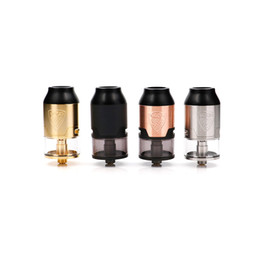 $enCountryForm.capitalKeyWord UK - VGOD Elite RDTA 4ml Capacity Tank Atomizer Dual Posts Build Deck Hybrid Friendly Protruding Gold Plated 510 Pin 100% Original