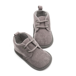 $enCountryForm.capitalKeyWord UK - Spring Autumn Baby Shoes Kid Boys Girls High Top Cotton Cloth First Walker Anti-slip Soft Sole Fashion Sports Toddler Sneaker