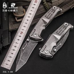 $enCountryForm.capitalKeyWord Australia - HX OUTDOORS ZD-013 Tactical High Hardness Folding Knife Field Surge Army Knife Free Body Cutter Outdoor Knife
